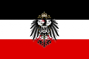 German Imperial eagle flag.png